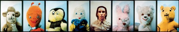 18:  MIKE  KELLEY  b. 1954  Ahh…Youth, 1991  Eight ciba