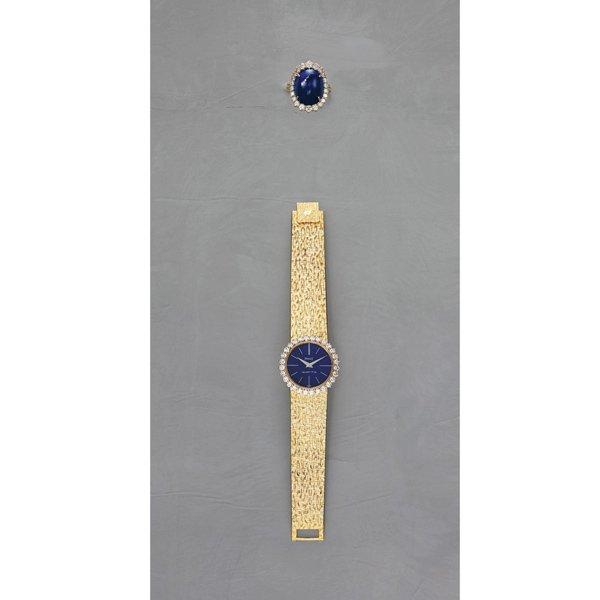 13:    PIAGET       A Lady's Wristwatch  Of quartz move