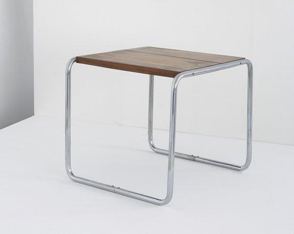 11:  MARCEL  BREUER  1902-1981  Early low table, model