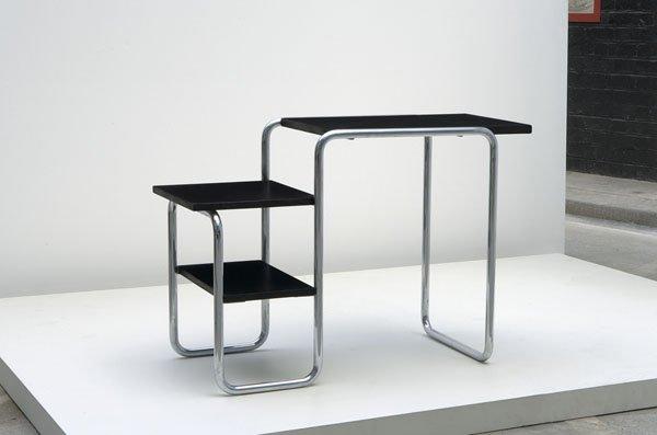 20:  MARCEL  BREUER  1902-1981  Typing table, model no.