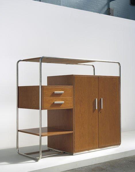22:  BRUNO  WEIL  d. 1962  Cabinet, model no. B290, ca.