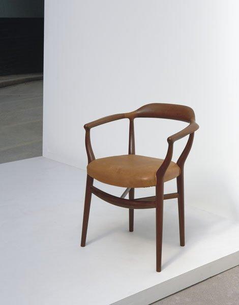 52:  FINN  JUHL  1912-1989  Rare and important chair, m