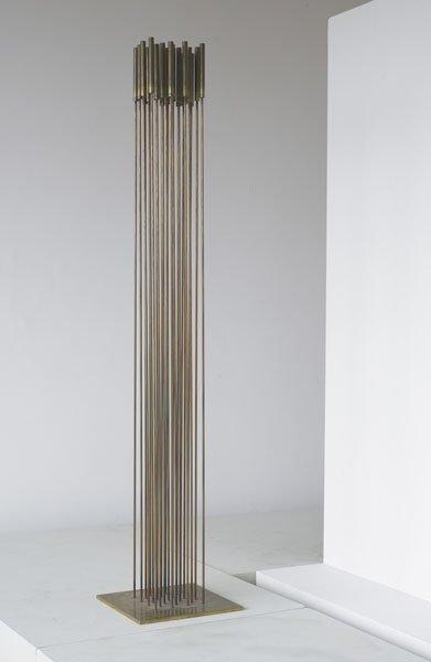 205:  HARRY  BERTOIA  1915-1978  'Sonambiant' sculpture