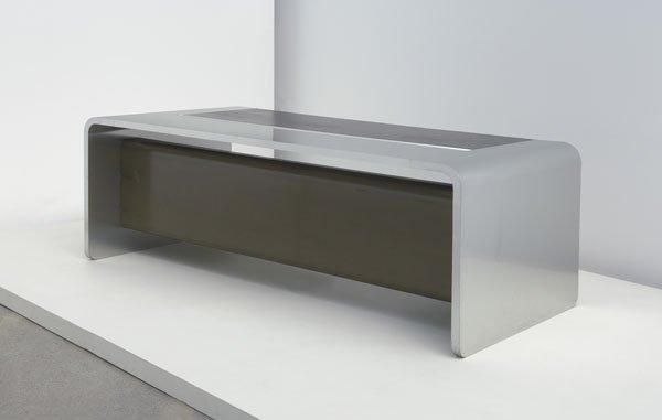 "208:  MICHEL  BOYER  b. 1935  Unique six-drawer ""Pr&eac"