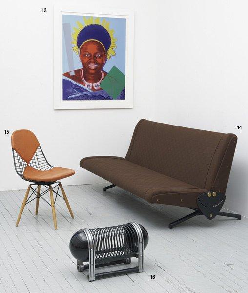 "1014:  OSVALDO  BORSANI  1911-1985  ""D70"" sofa, ca. 195"
