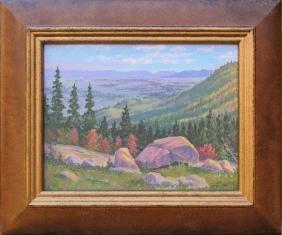 """""""Autumn"""" Laramie Valley"""