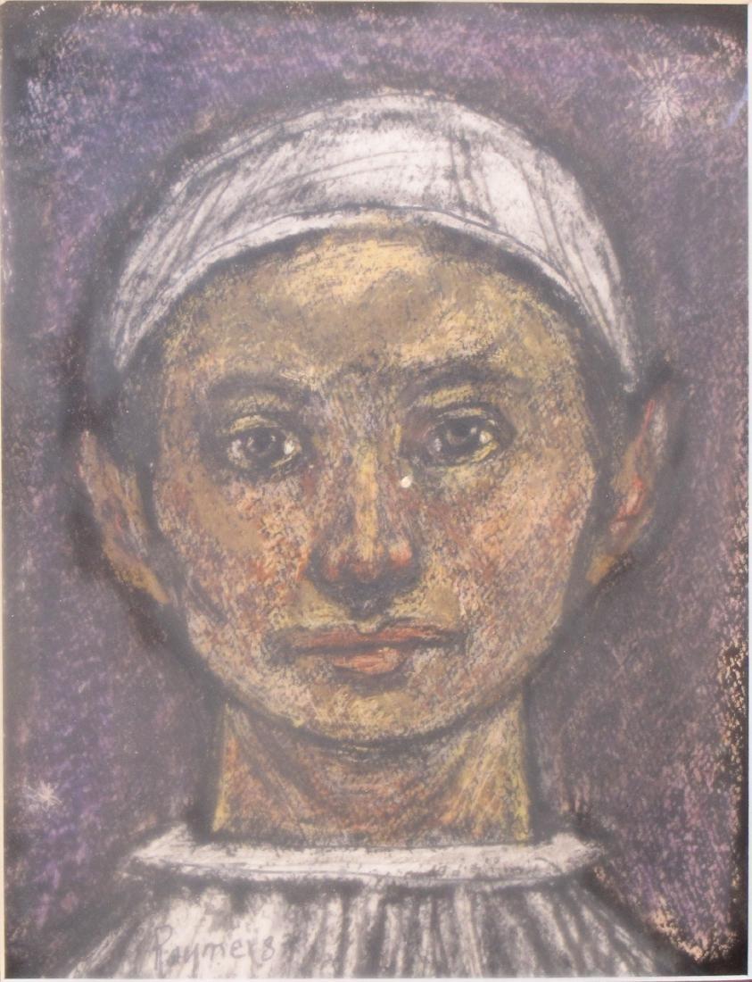 boy with white hat - 2