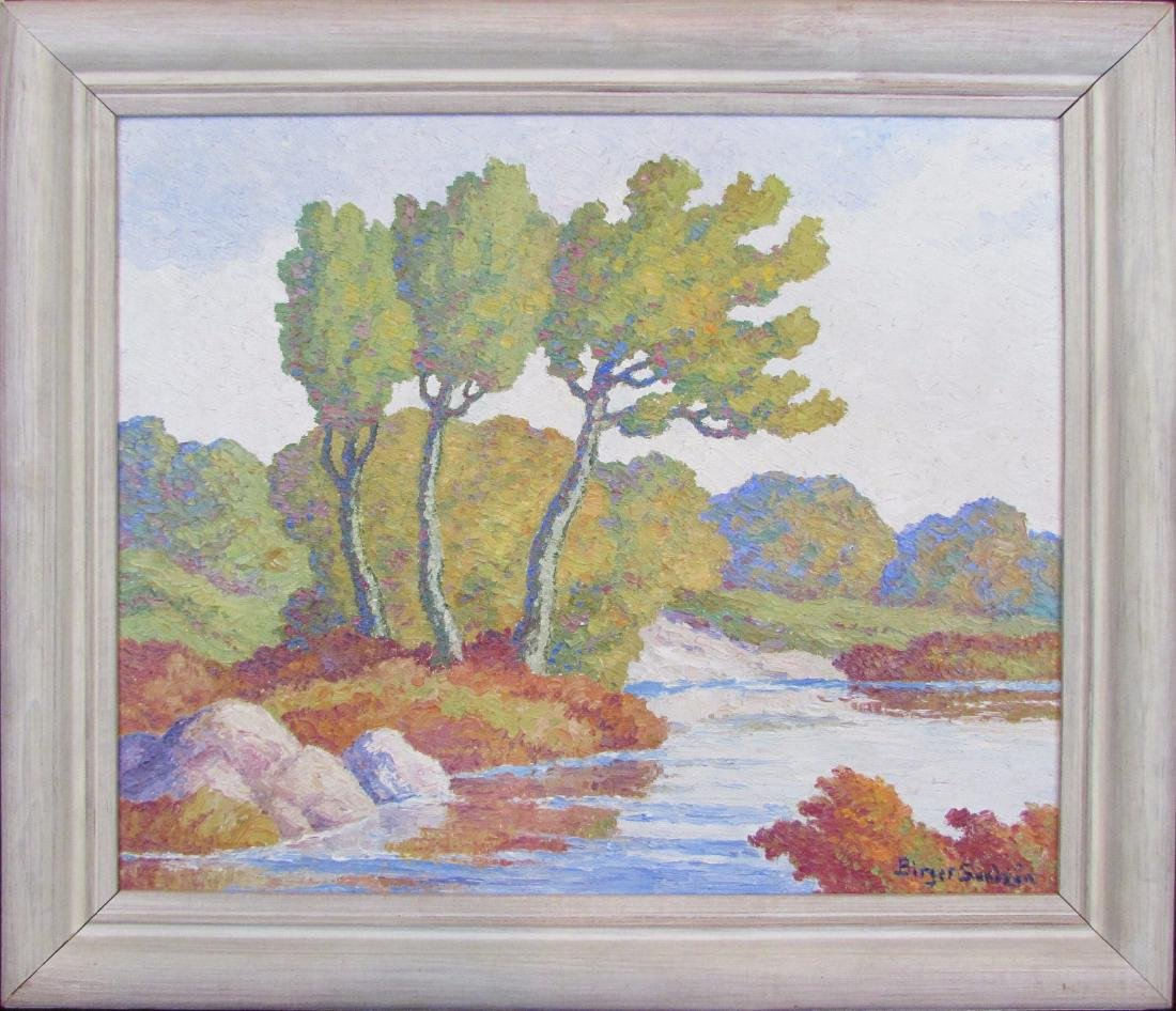 Autumn Gold: Kansas Landscape