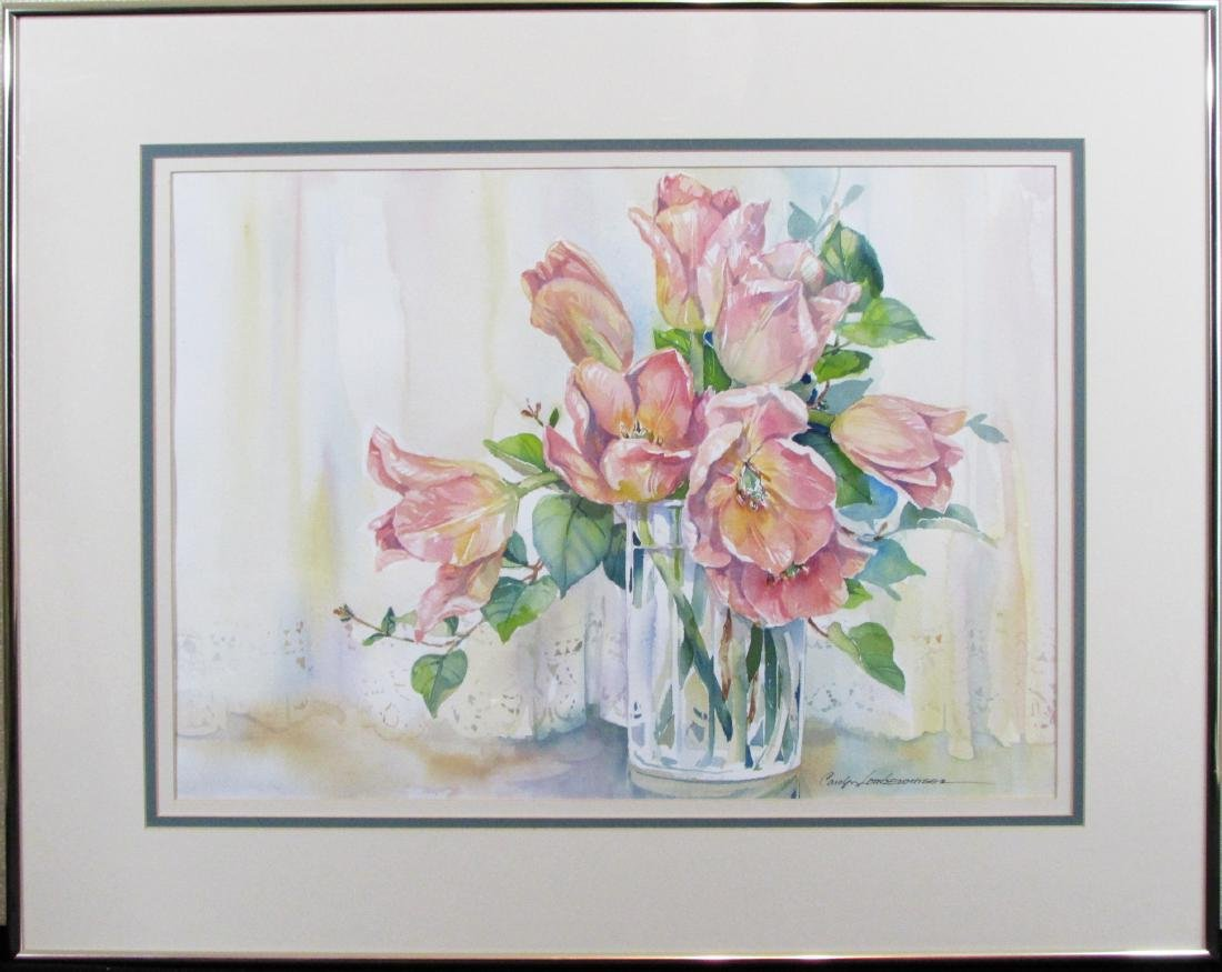 Carolyn Loutzenhiser, watercolor, untitled