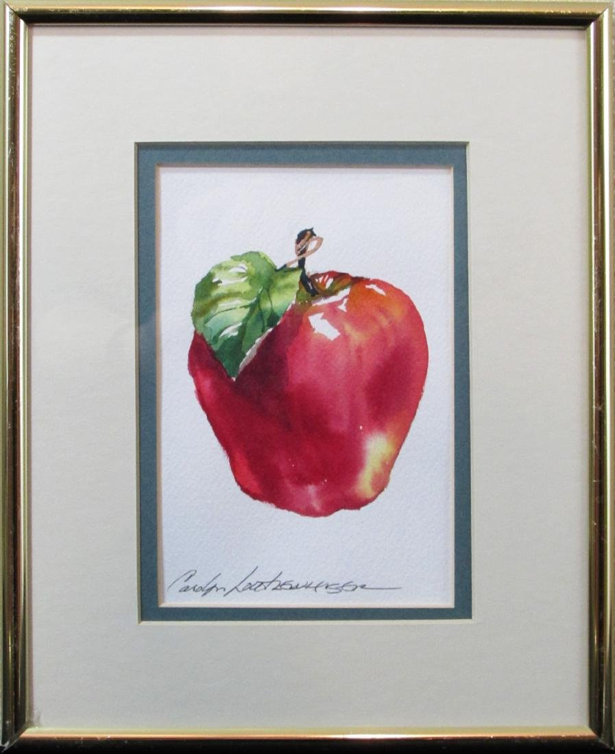 Carolyn Loutenhiser, watercolor, untitled