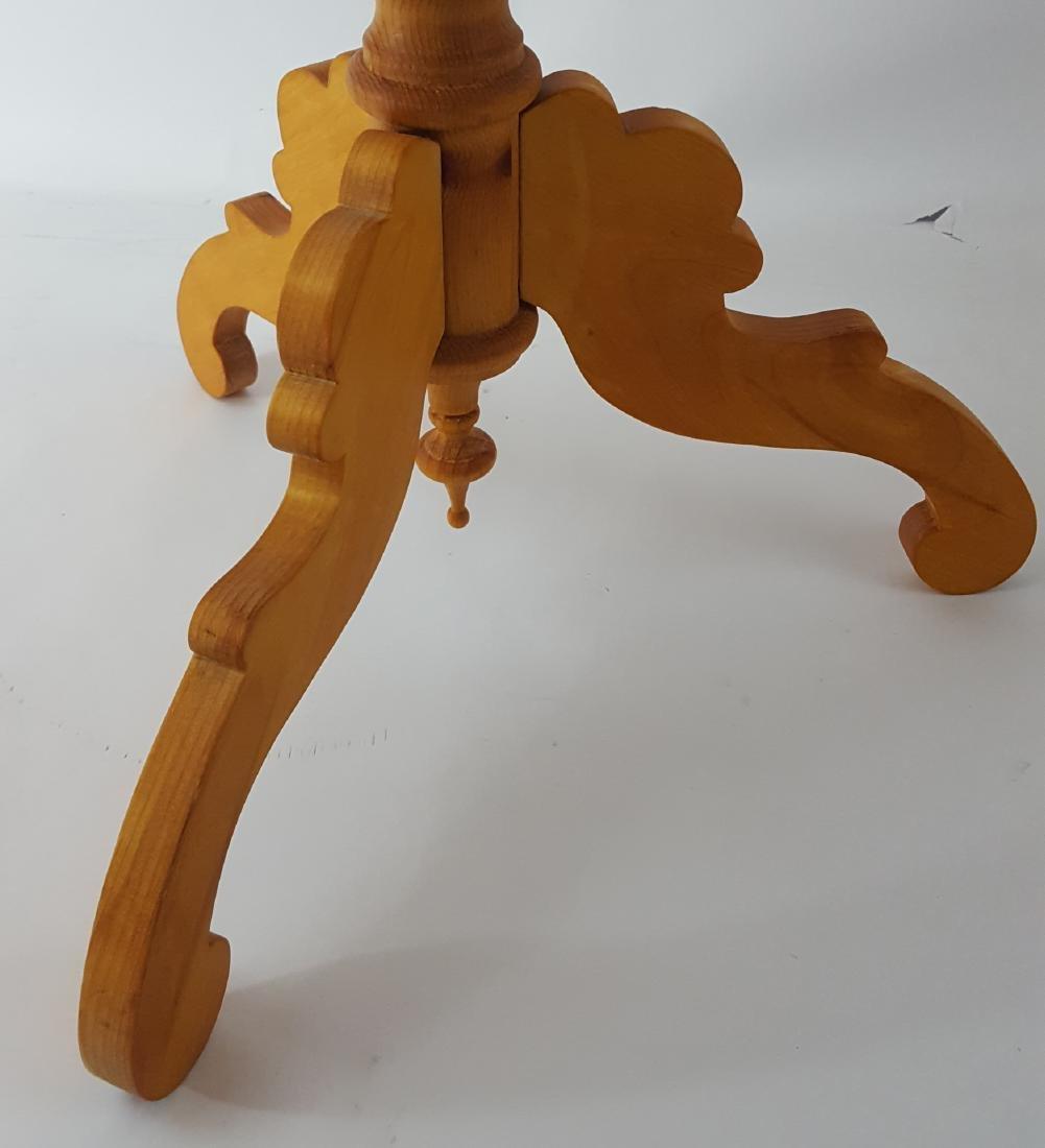 Applequist, Gene - Handmade Pine Table - 2