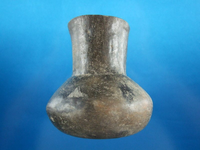 """5 1/8"""" Pottery Water Bottle"""