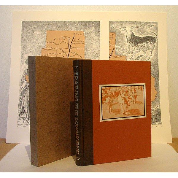 23: Trailing The Longhorns. w/ Signed Cisneos Prints