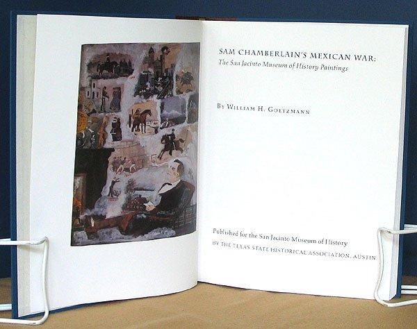 22: Sam Chamberlain's Mexican War. Goetzmann. Ltd.