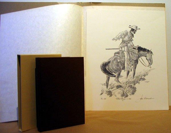 24: A Ranger Legacy. Ltd, Signed Cisneros Prints.