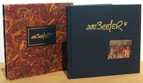 5: Cowboy Artist: The Joe Beeler Story. Ltd, Signed