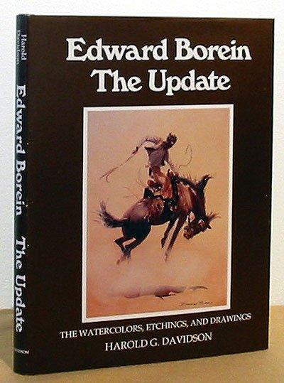 9: Edward Borein: The Update. Ltd, Signed.