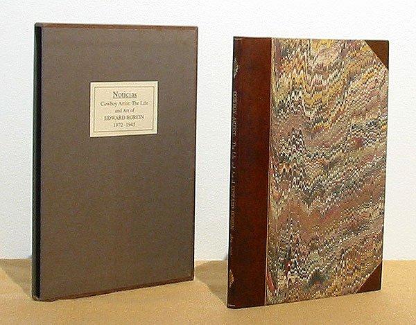 11: Noticias, Vol. XLIV, No. 2., Edward Borein