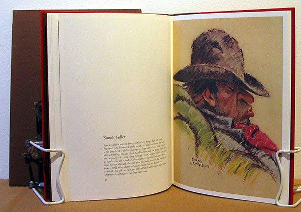 15: The Bunkhouse Boys. Bryers. Ltd w/ Signed Sketch