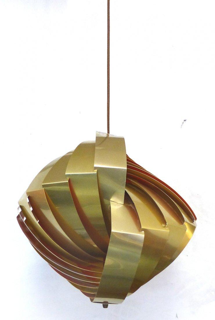 Konkylie Pendant Light by Louis Weisdorf for Lyfa