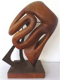 Modernist Sculpture by Michael Moser '80