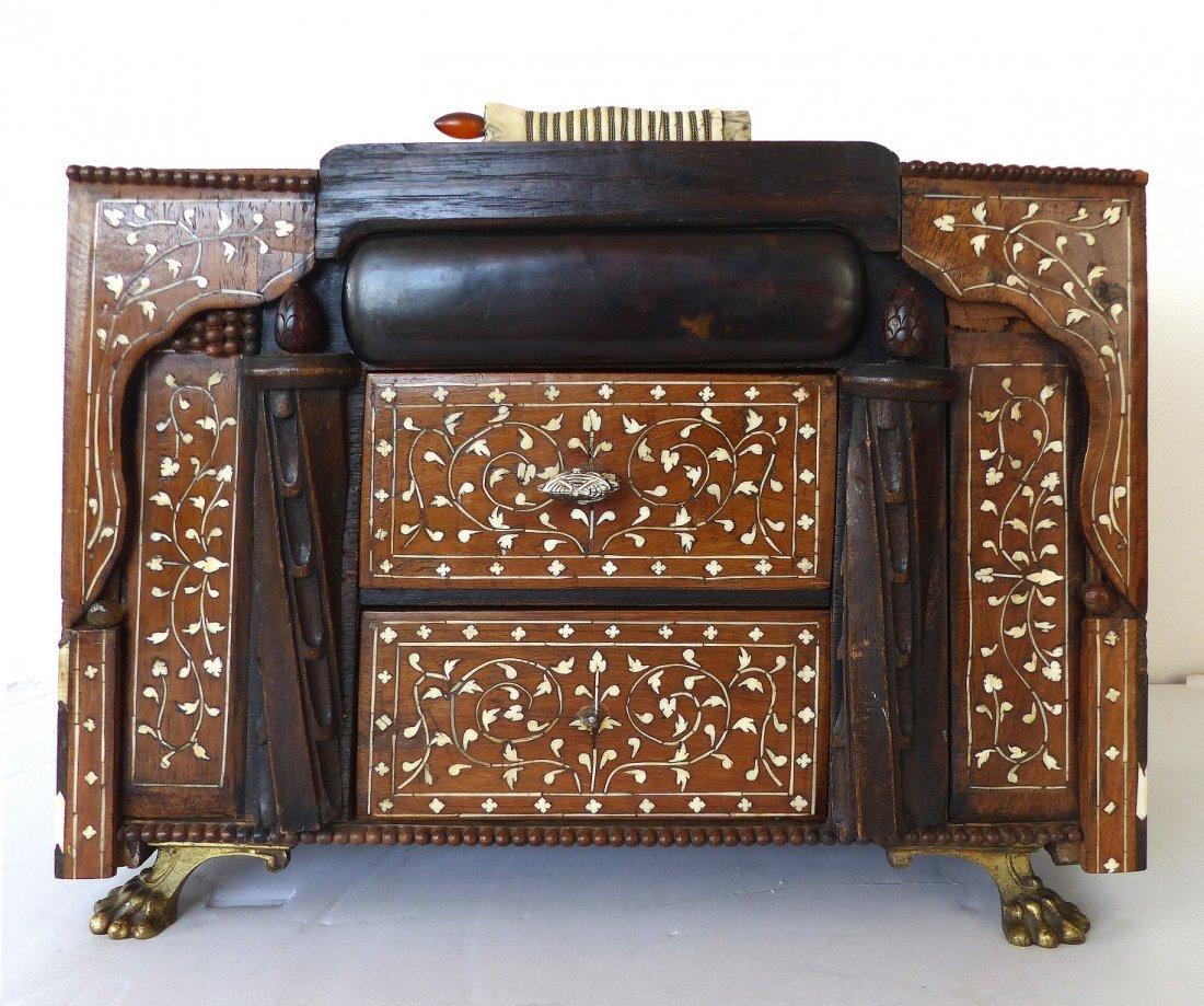 Minature Cabinet attri. to Carlo Bugatti