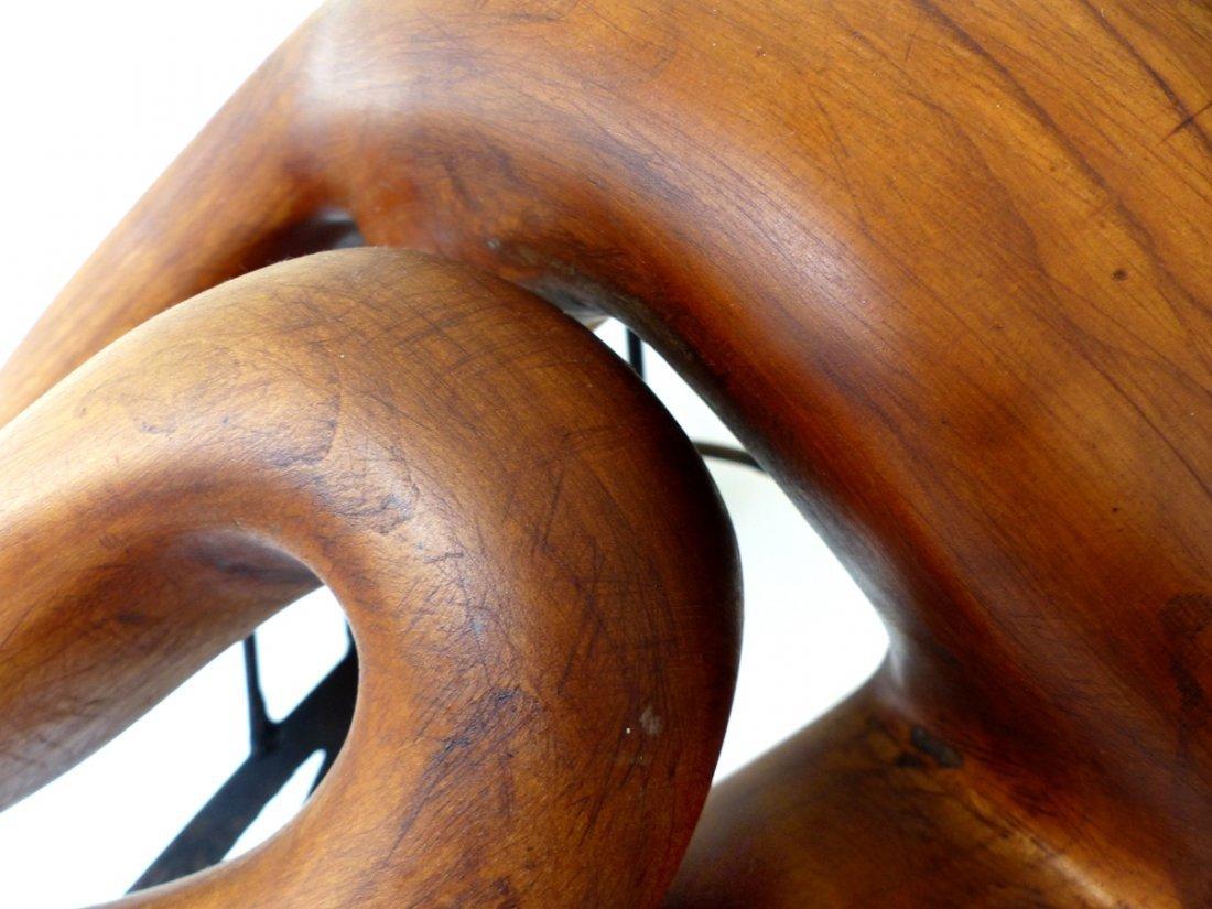 Michael Moser Vintage 1980 Modernist Sculpture - 3