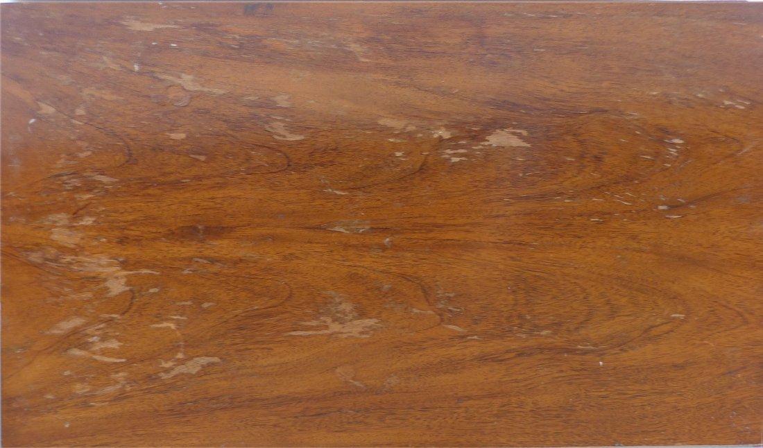 Mid-century Burl Side Table/Nightstands Baughman Style - 8