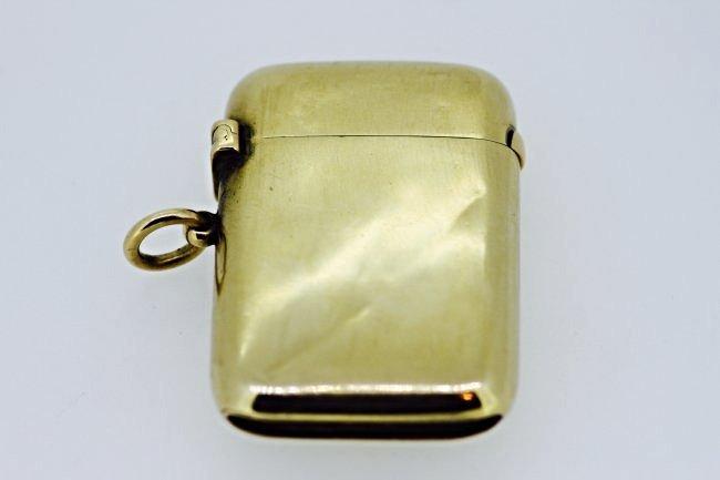 9K SOLID GOLD BY SAMSON AND MORDAN VESTA