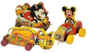 Toys (3), Fisher-Price Mickey Mouse Puddle Jumper #310,