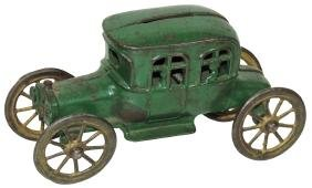 Still bank, Auto (4 passenger), mfgd by A.C. Williams,