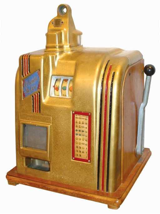 De Luxe Mercury Slot Machine