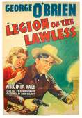 760: Movie poster, Legion of the Lawless, starring Geor