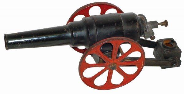 993: Toy, cannon, Big Bang Cannon Works, Bethlehem, PA,