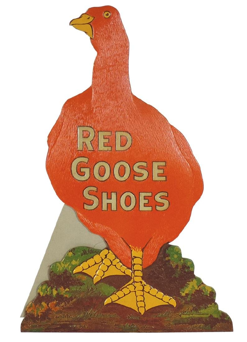 Shoe store light-up clock, Red Goose Shoes for Boy & - 2