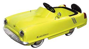 Children's pedal car, Garton Kidillac, pressed steel,