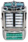 Coin-operated jukebox wall box, Wurlitzer #5202,