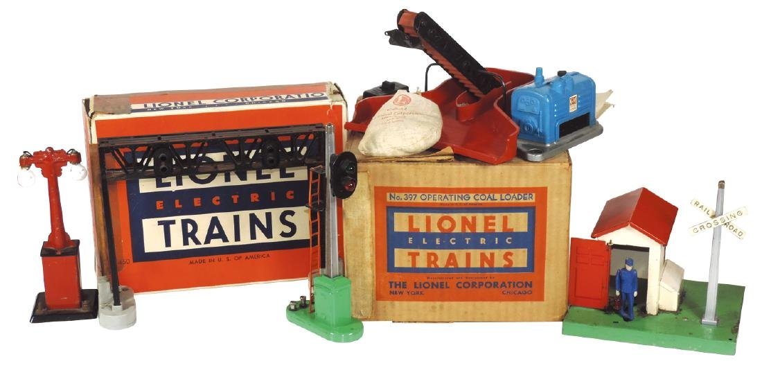 Toy train accessories (5), Lionel No. 45N Automatic