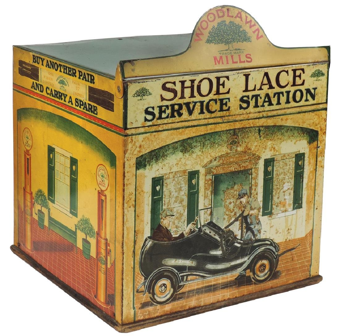 Country store Shoe Lace Service Station, Woodlawn