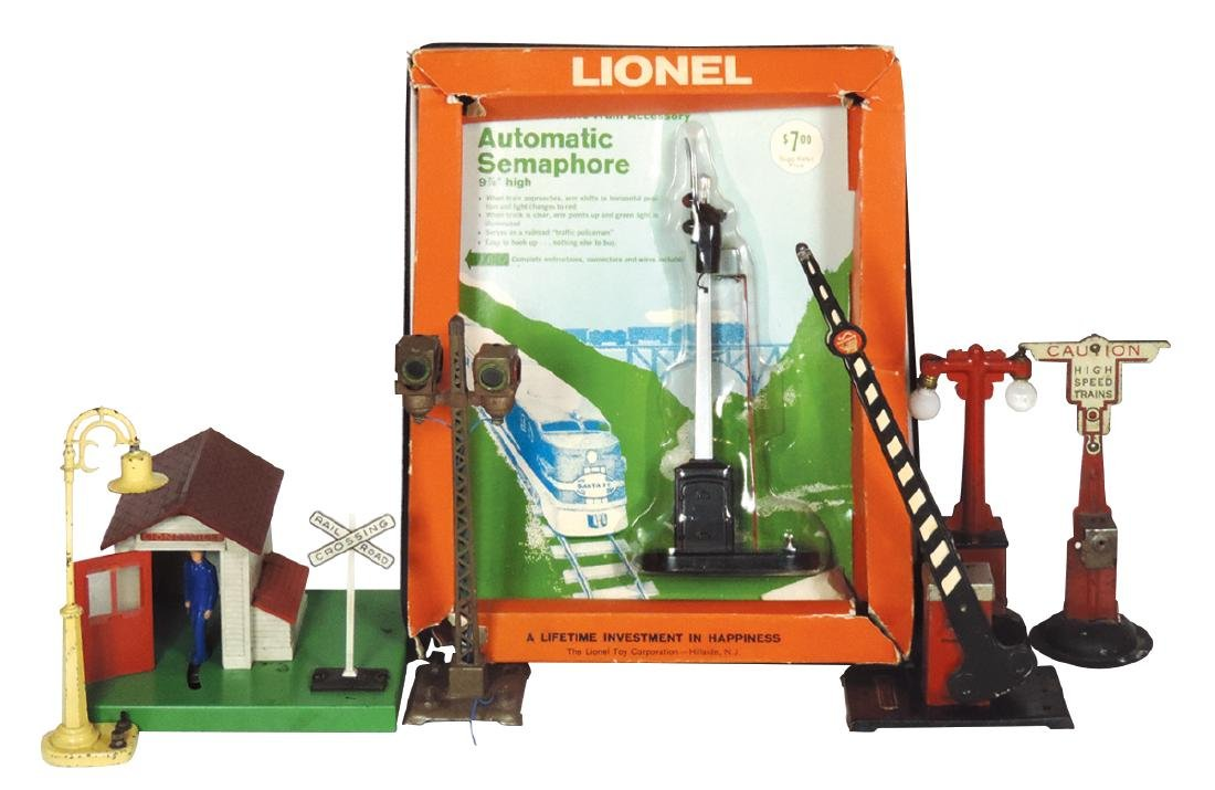 Toy train accessories (7), Lionel No. 45N Automatic