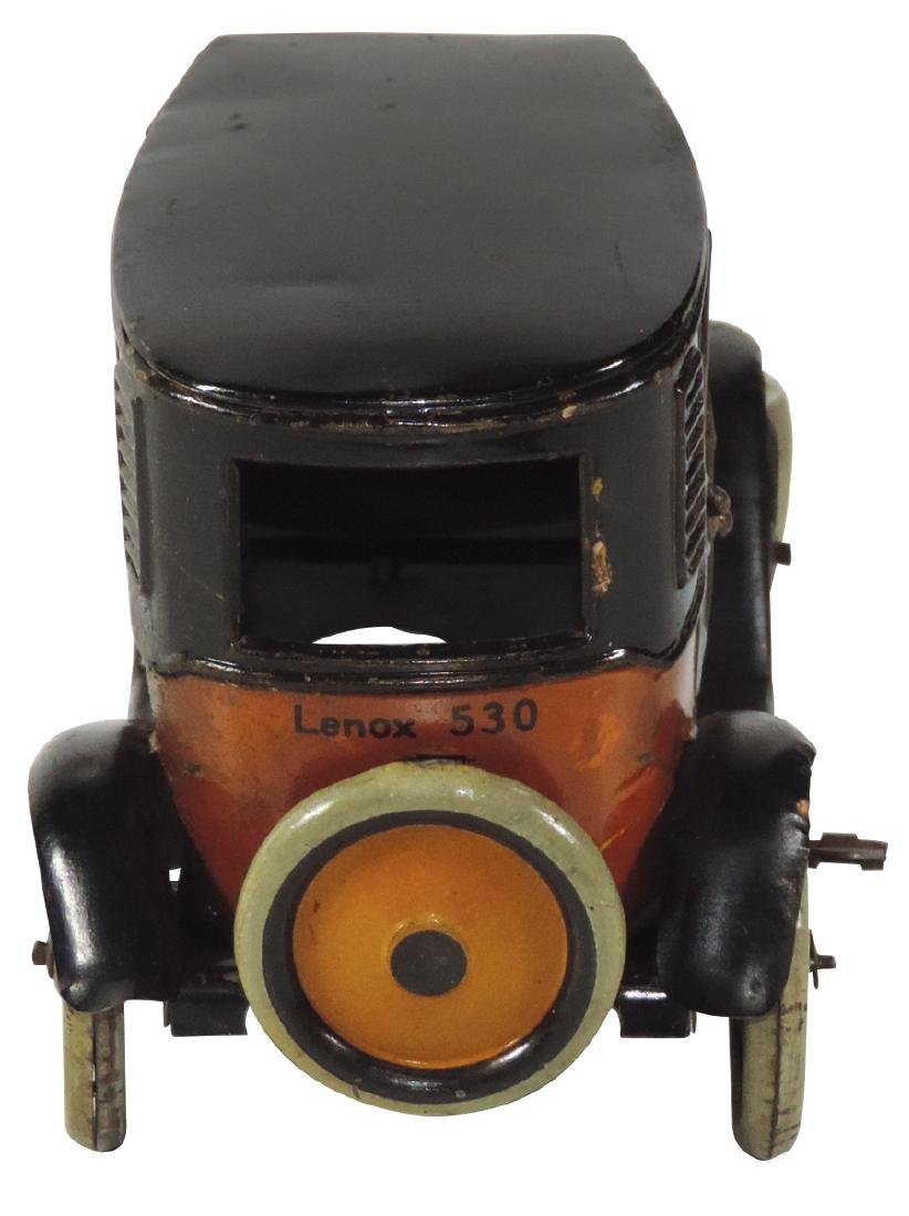Toy car, Greppert & Kelch Brandenburg, American Yellow - 2