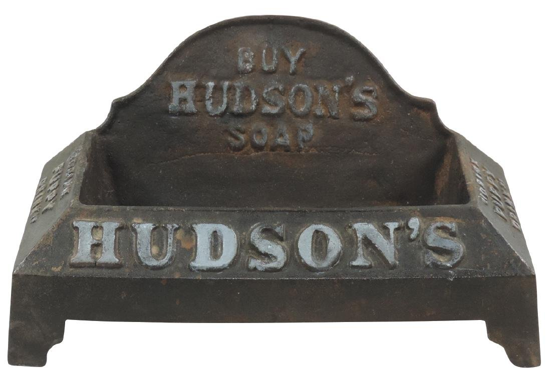 """Advertising store display, Hudson Soap """"Drink Puppy"""
