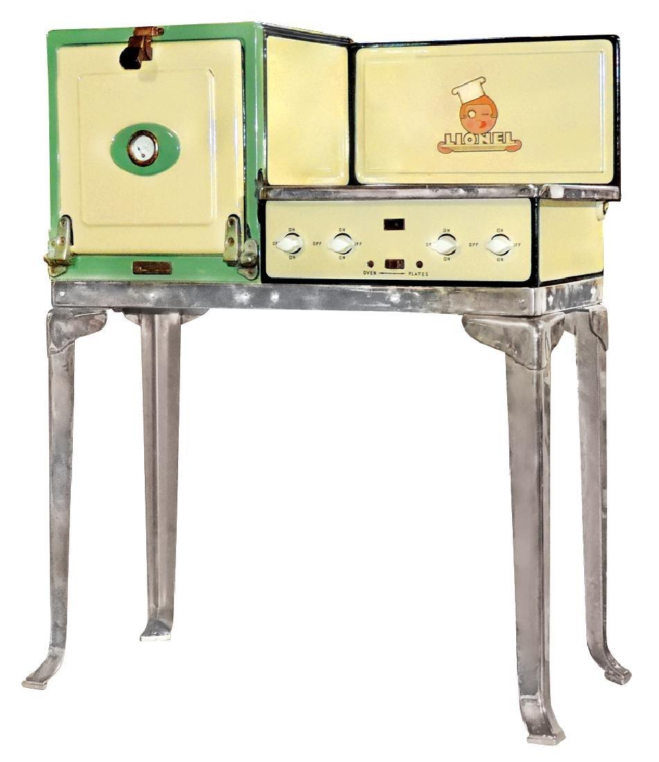 Children's electric range, Lionel No. 455, The Lionel