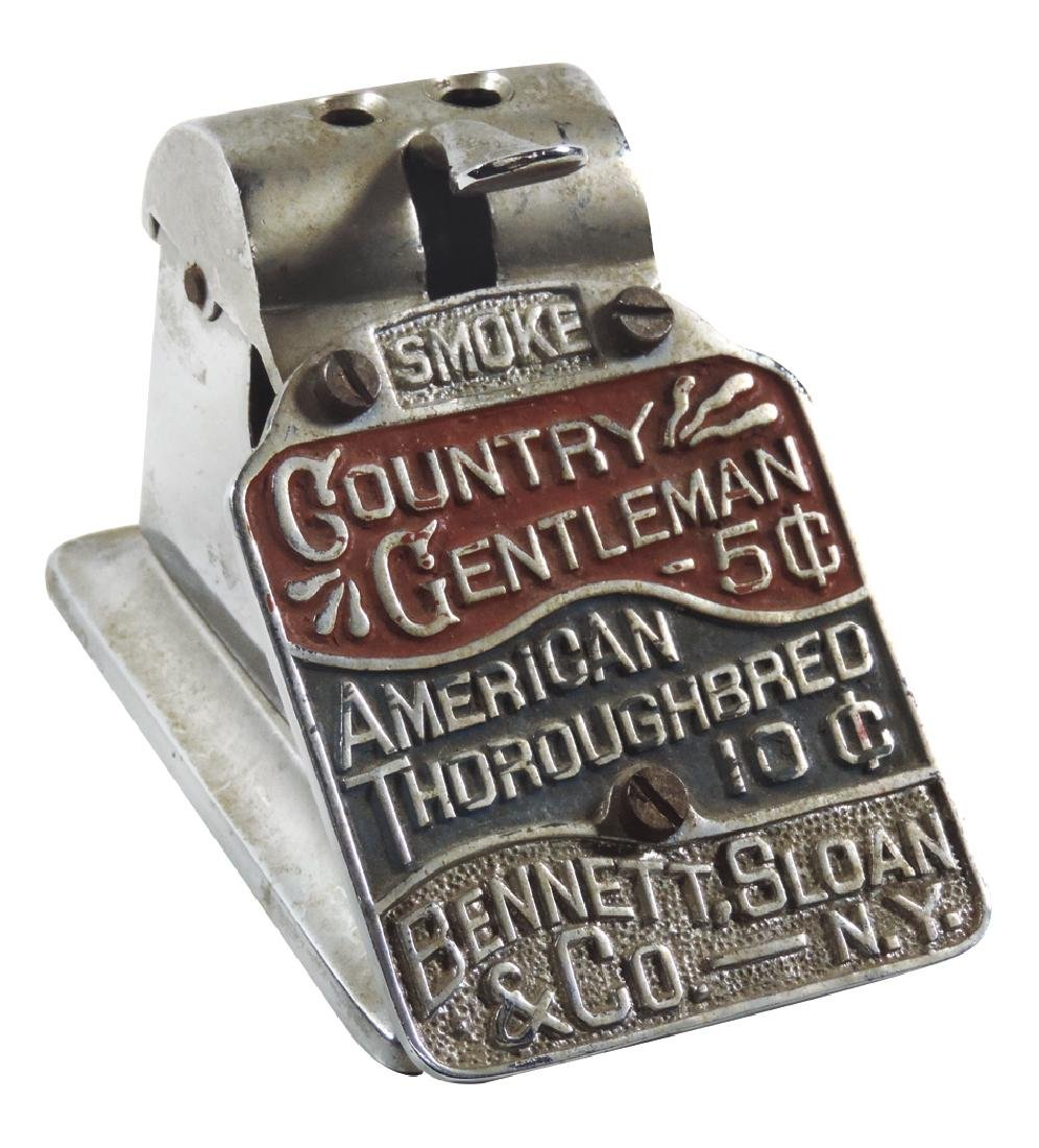Cigar cutter, Country Gentleman American Thoroughbred