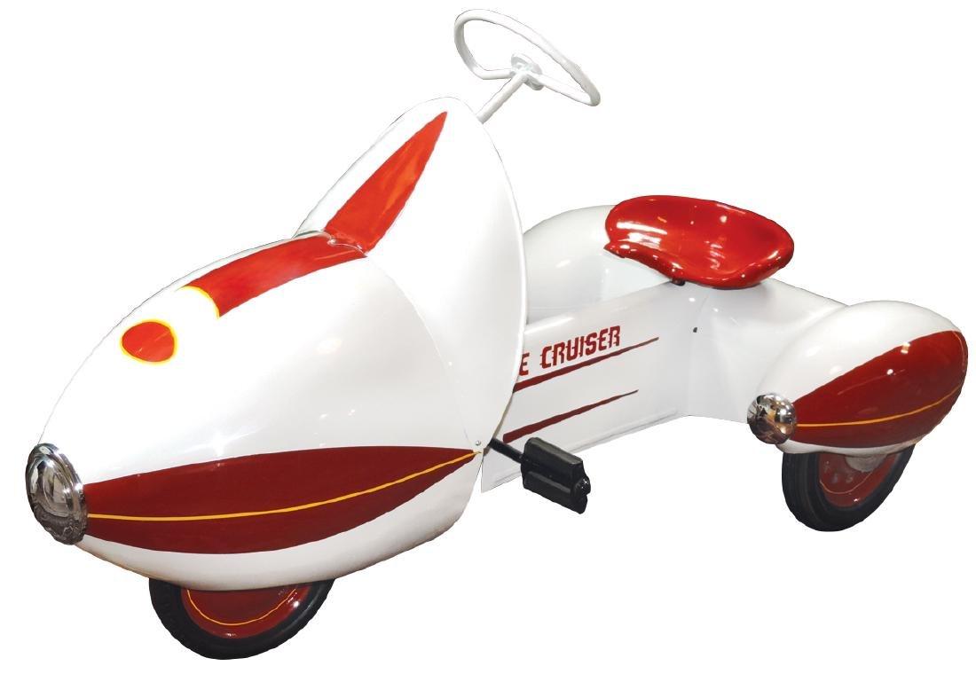"Children's pedal car, Murray ""Space Cruiser"", heavy"