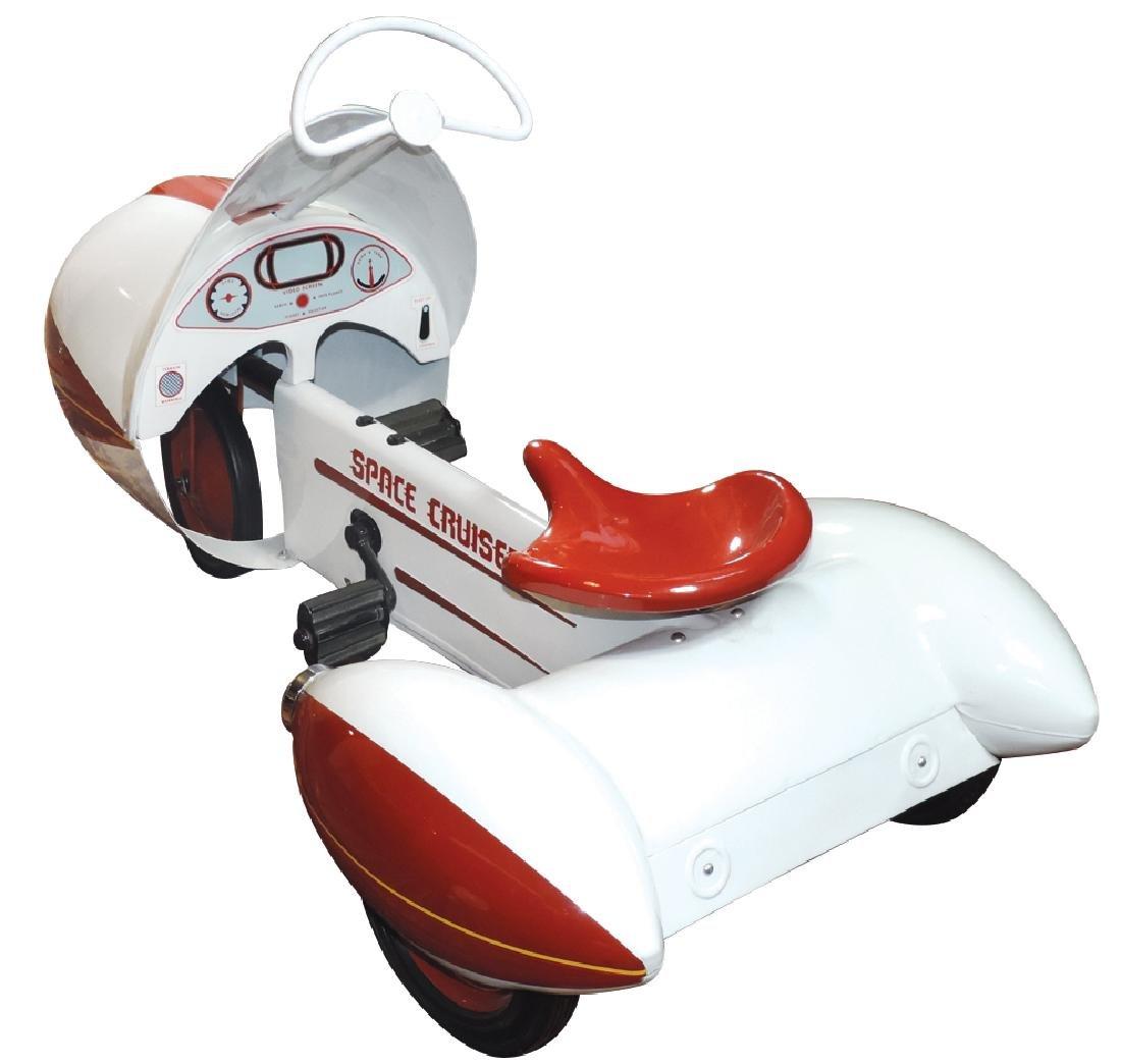 "Children's pedal car, Murray ""Space Cruiser"", heavy - 3"