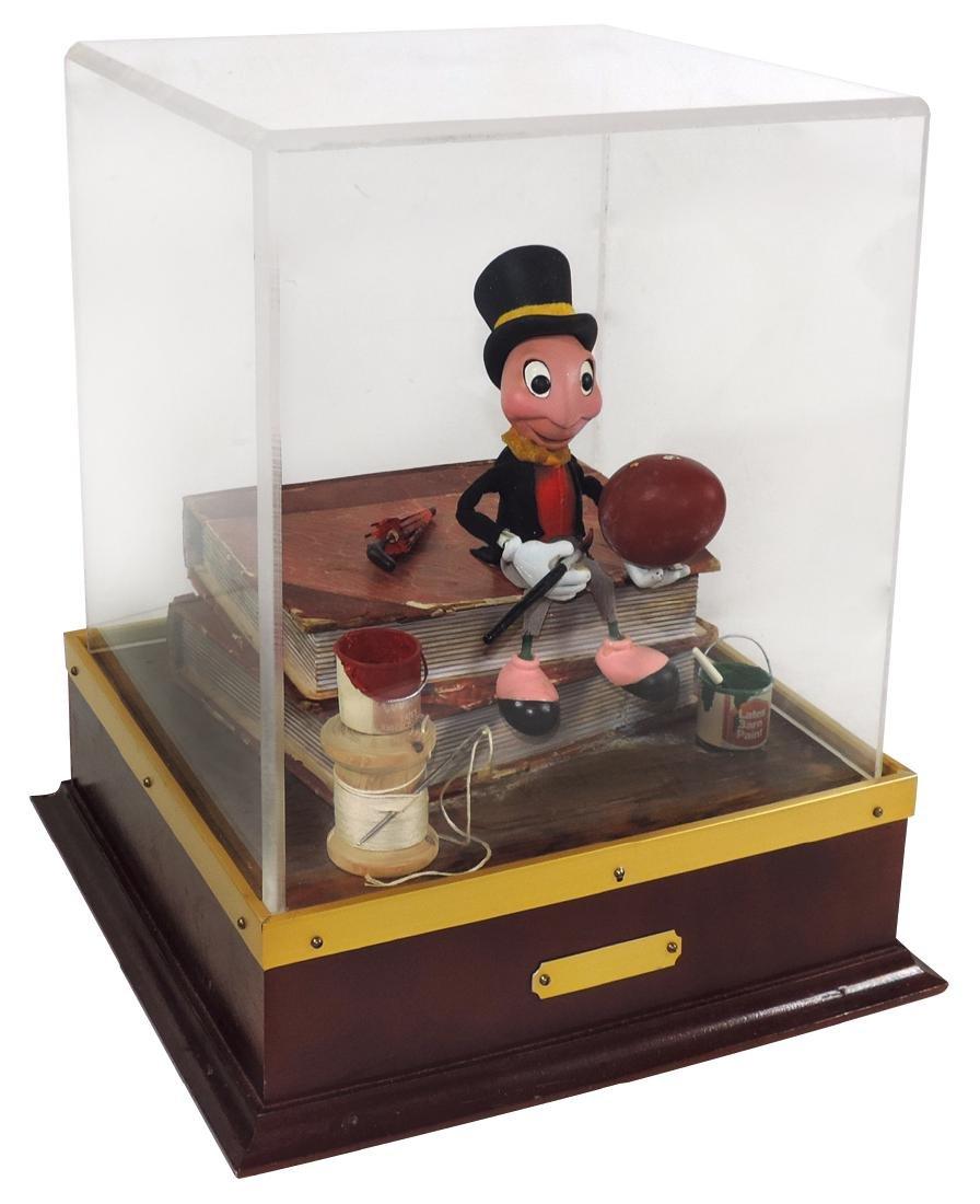 Disney automaton, Walt Disney Jiminy Cricket,