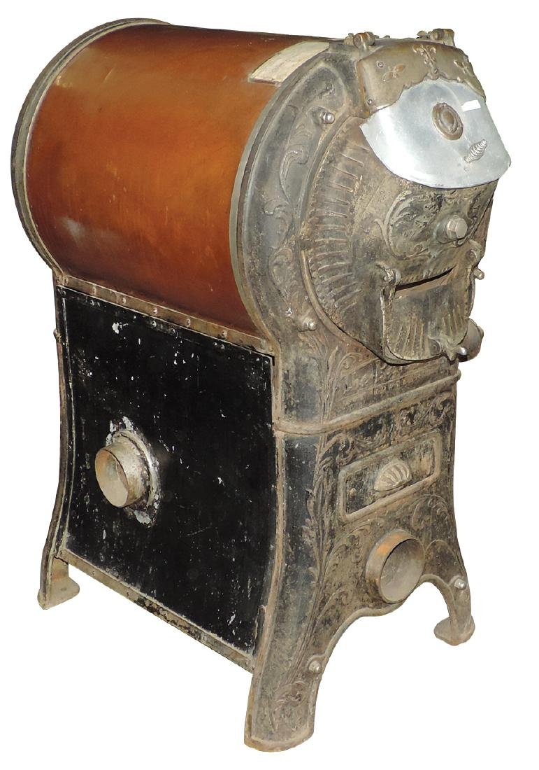Country store peanut roaster, The Riteway Roaster,