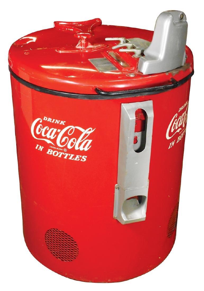 Coca-Cola machine, American Vendor Model 120, Rare,