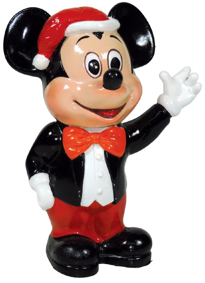 Mickey Mouse Executive Boardroom figure, marked Walt